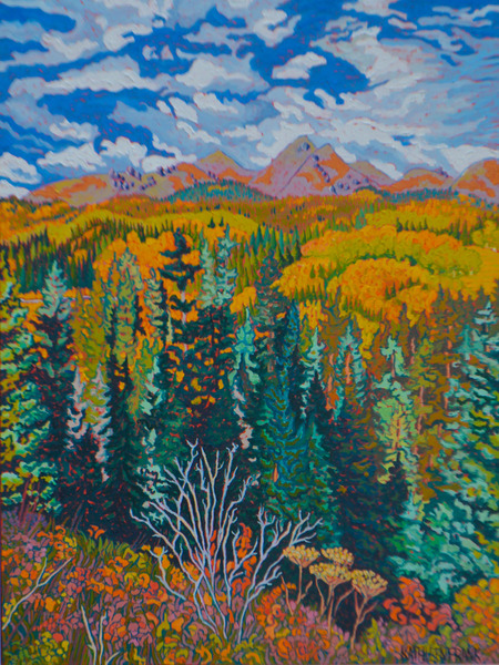 YELLOW MOUNTAIN - CRESTED BUTTE